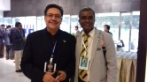 With Dr. Faiz Shah, Director of Yunus Center at AIT, Thailand